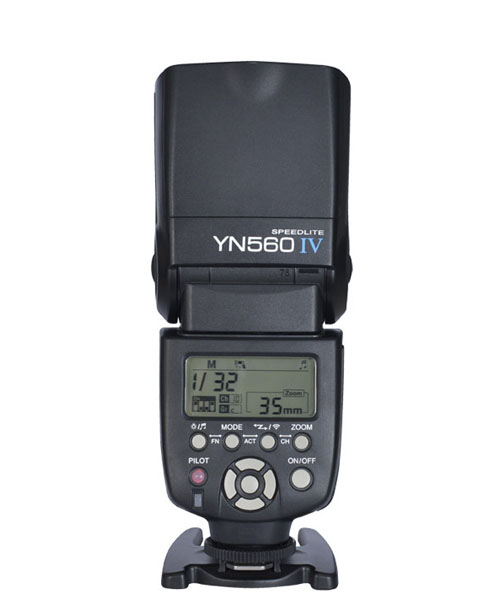 YONGNUO FLASH YN560IV
