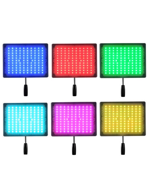 LÁMPARA LED YN600 RGB