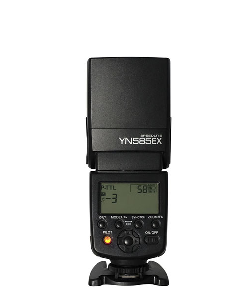 FLASH P-TTL YONGNUO YN585EX