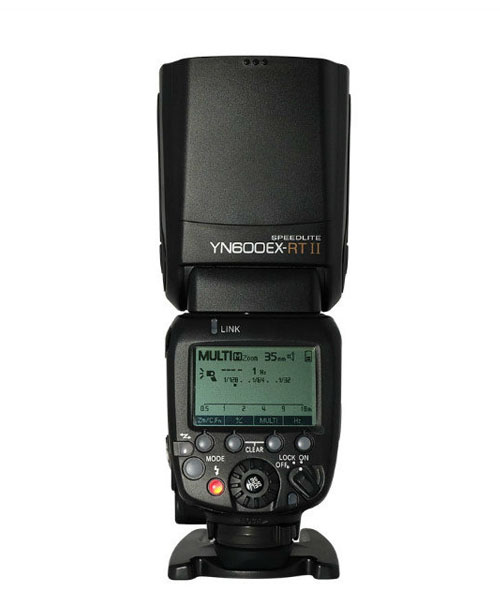 YONGNUO FLASH YN600EX-RT II